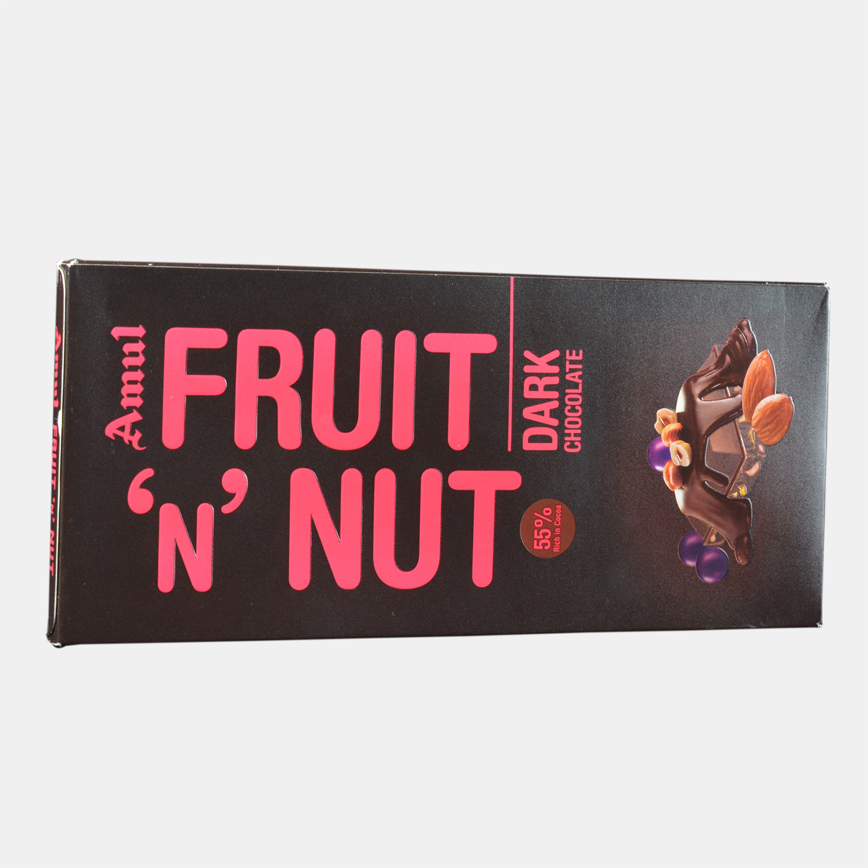Amul Fruit 'n' Nut Dark Chocolate