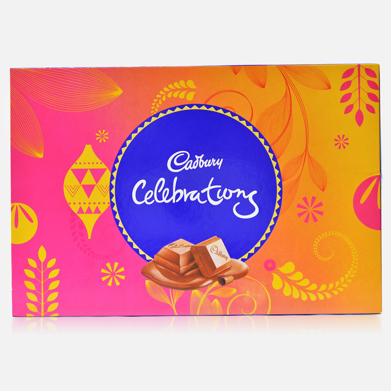 Tempting Cadbury Celebration Pack Big Premium