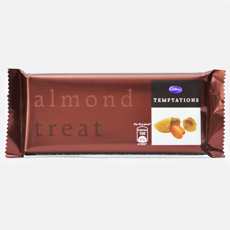 Cadbury Temptation Almond Treat