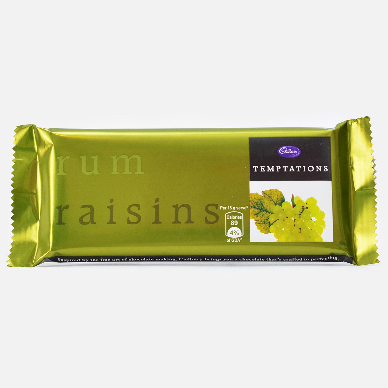 Cadbury Temptation Rum Raisins