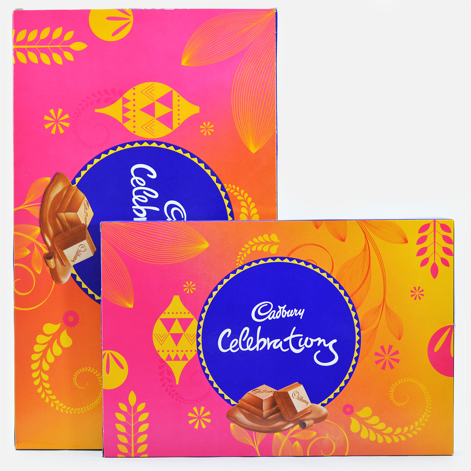 Pack of Big and Small Yummy Cadbury Celebrations