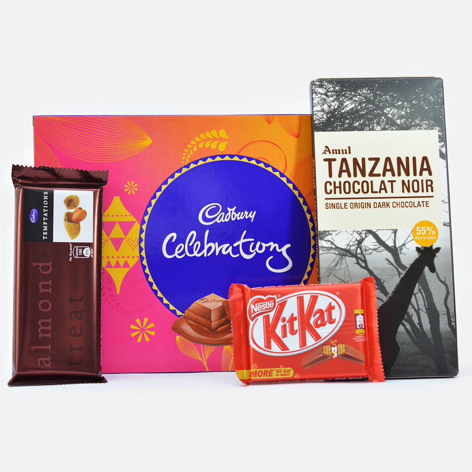 Superior Quality Chocolate Hamper