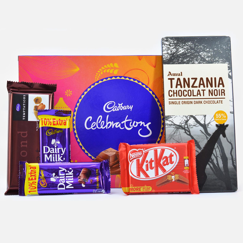 Premium Quality Chocolates Everywhere Combo