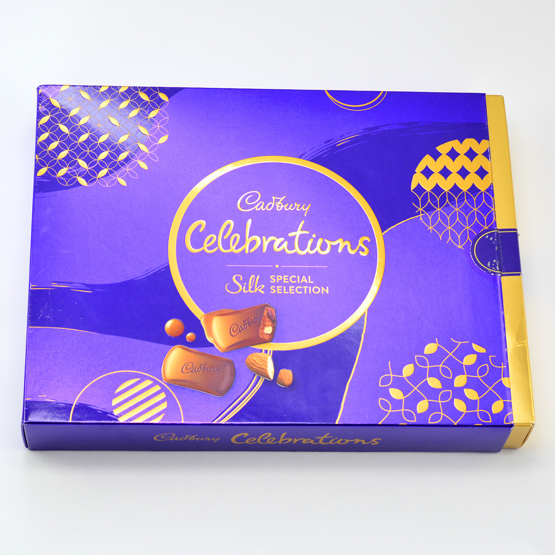 New Pack Cadbury Celebration Silk Chocolate Special Selection