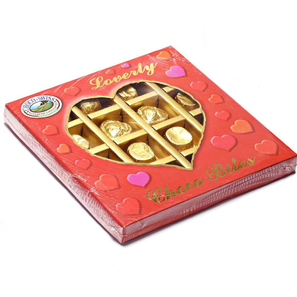Loverly Choco Bites - Choco Swiss Chocolate