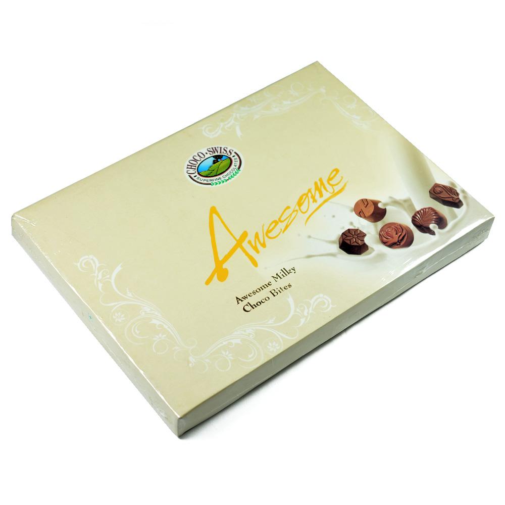 Awesome Milky Choco Bites - Choco Swiss Chocolates