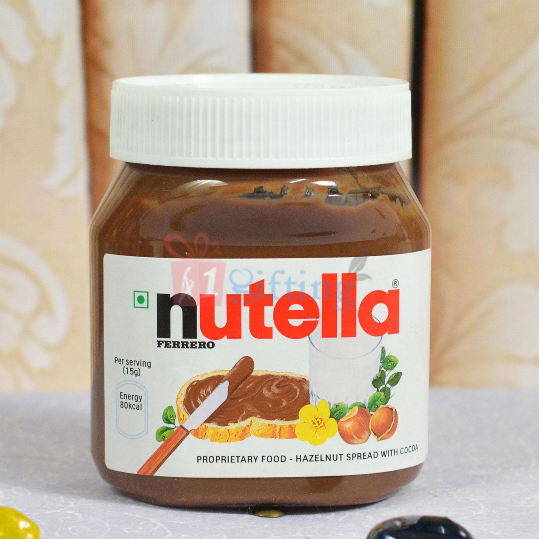 Nutella Ferrero Hazelnut Spread with Cocoa