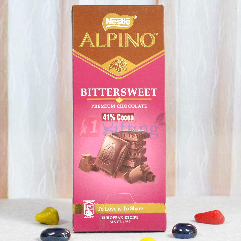 Nestle Alpino Bittersweet