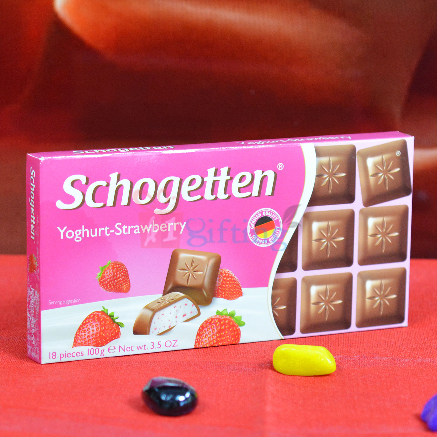 Schogetten Yoghurt Strawberry