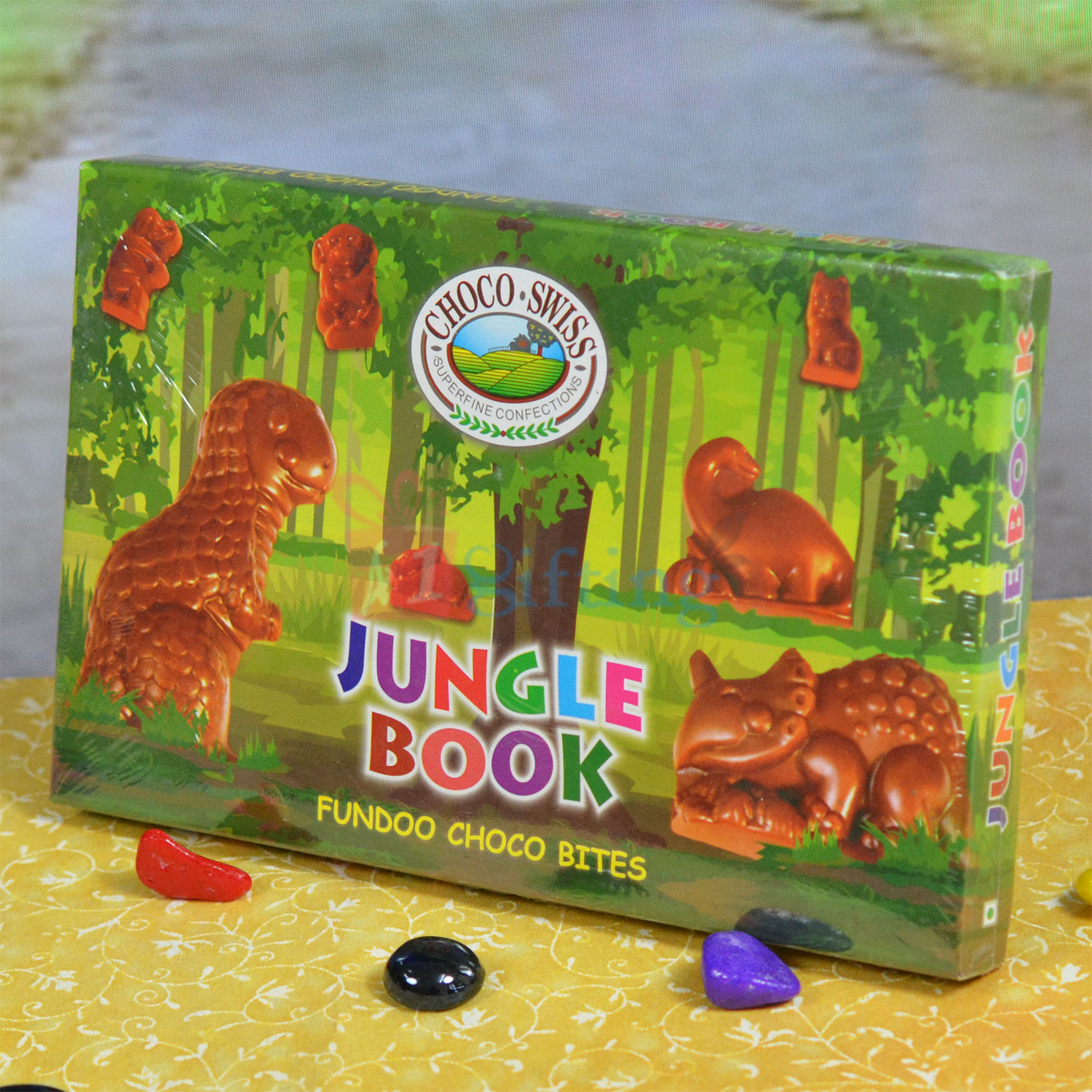 Choco Swiss Jungle Book Fundoo Choco Bites