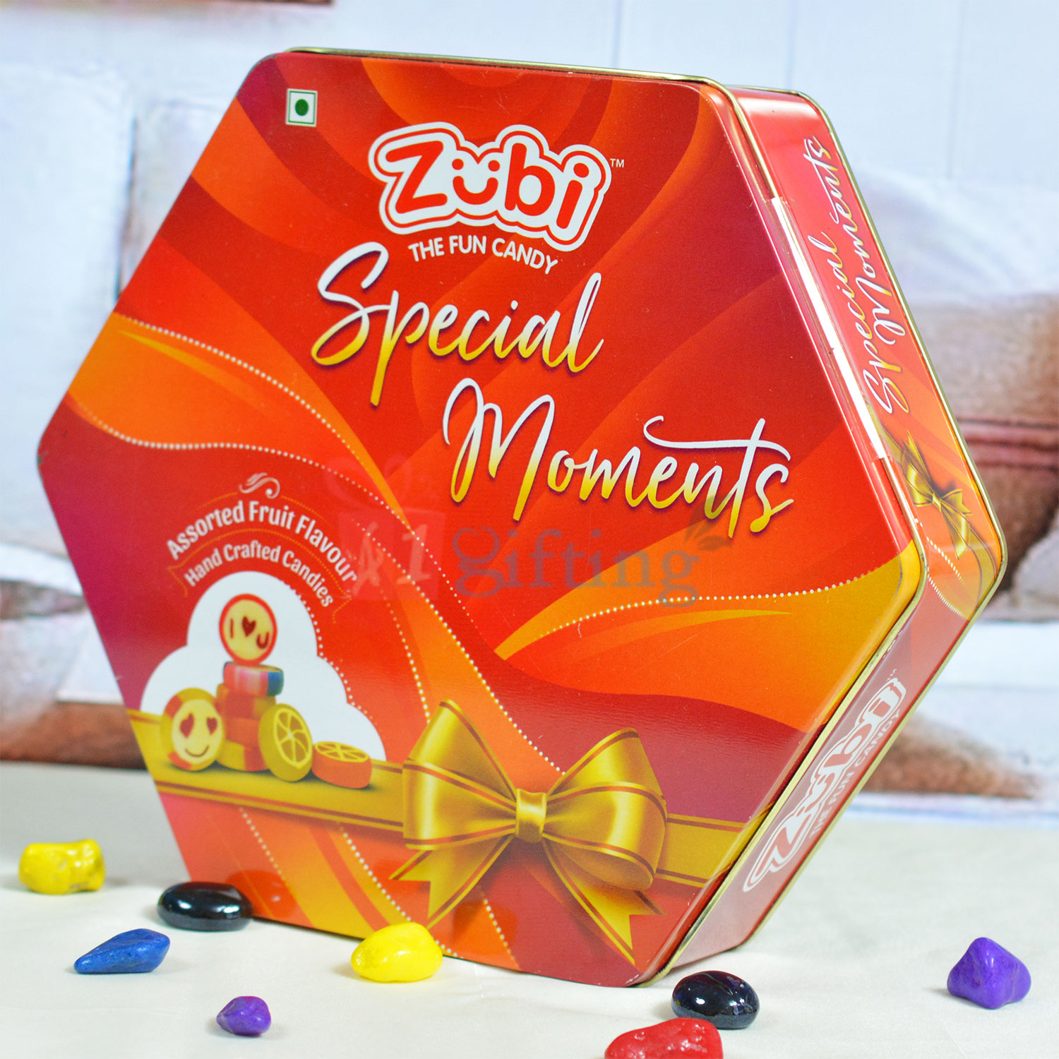Zubi Special Moments The Fun Candy