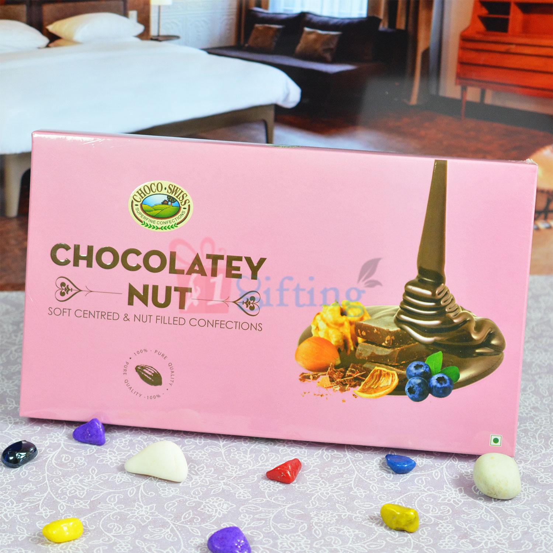 Choco Swiss Chocolatey Nut