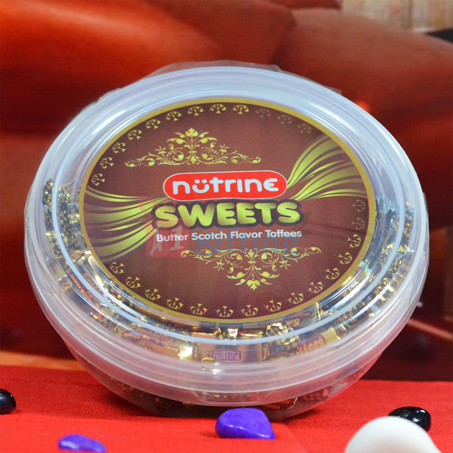Nutrine Sweets Butter Scotch Flavor Toffees