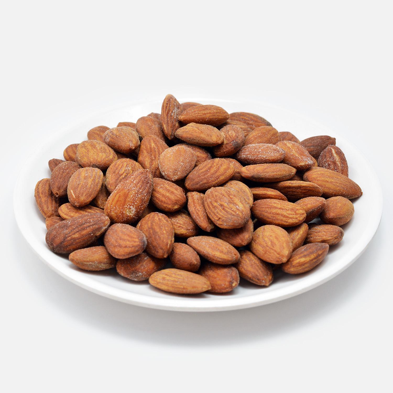 The taste of nature - Tasty roasted almond 250 grams