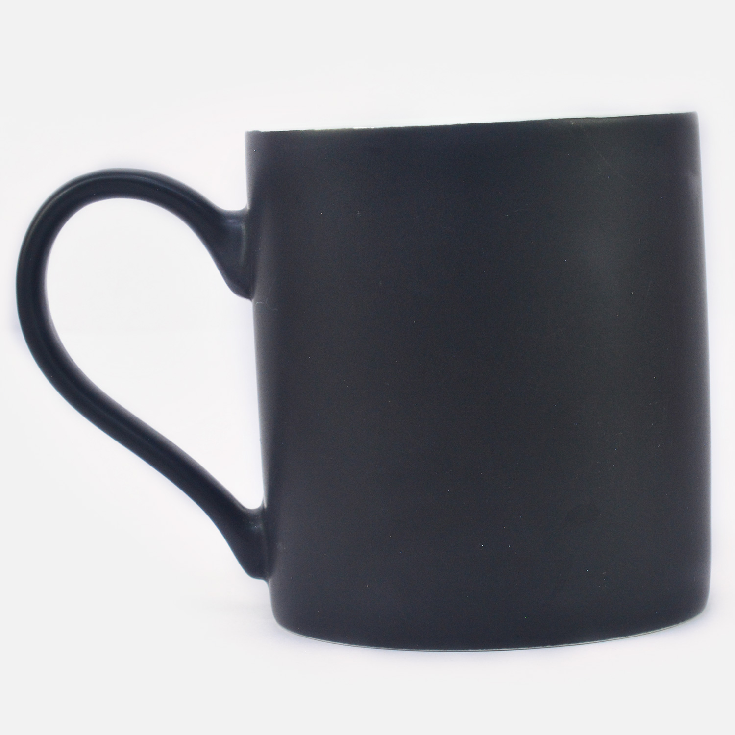Simple and Amazing Looking Love Black Color Mug
