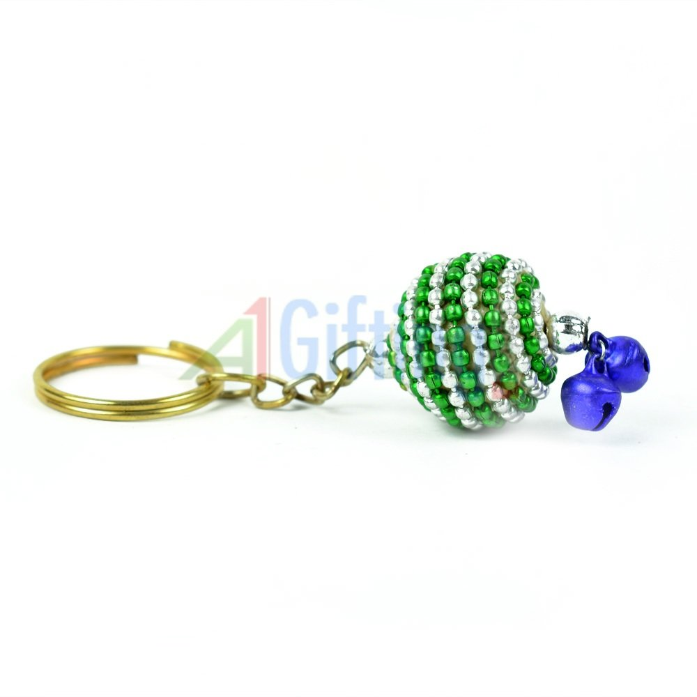 Handicraft Ball Key Chain