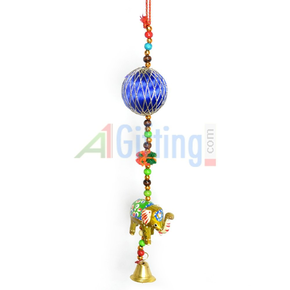 Handcrafted Ball Elephant Beautiful Hanging