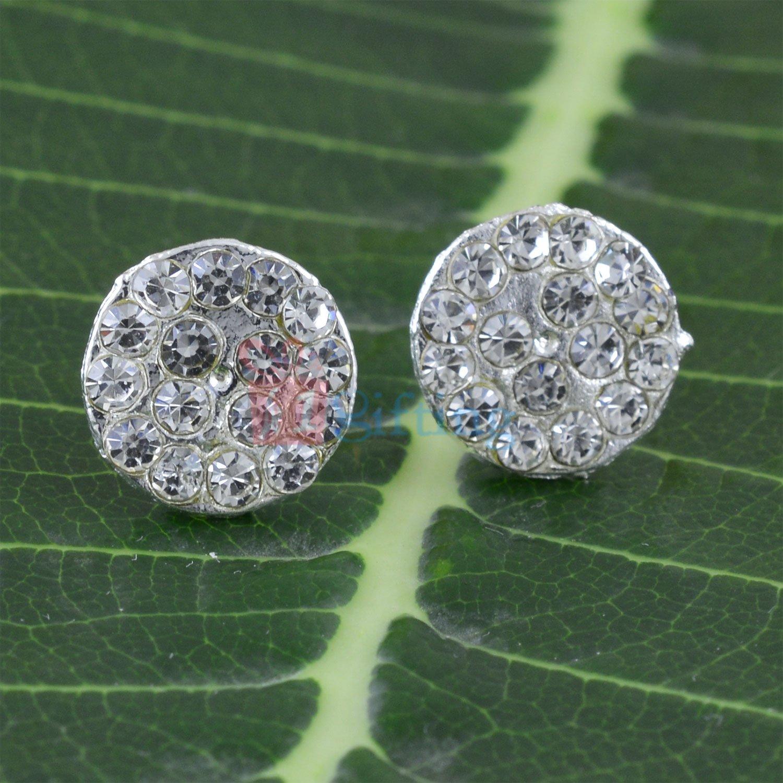 Diamond Silver Touch Beautiful Earrings