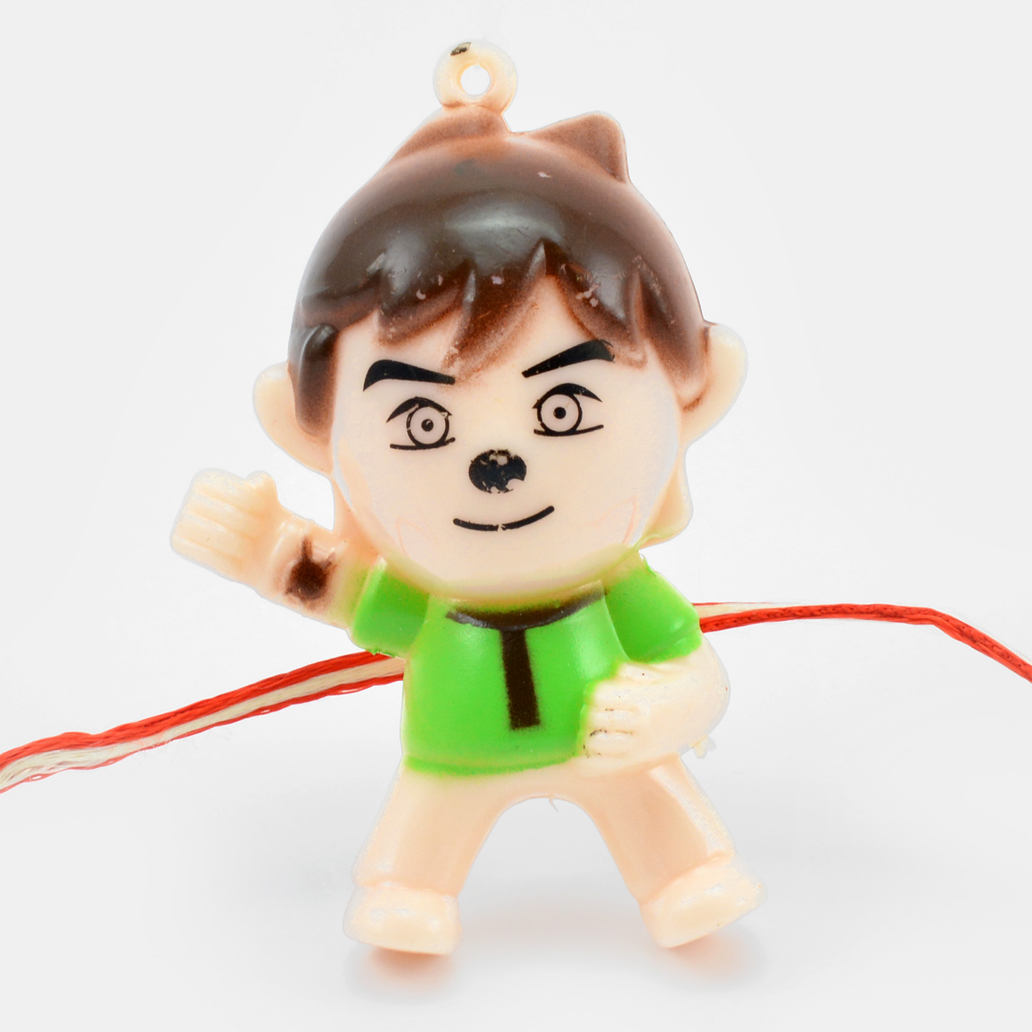 Energetic Character Ben 10 Cartoon Kids Rakhi