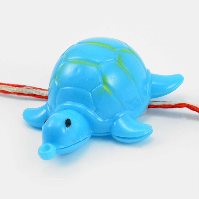 Blue Tortoise Rakhi for Kids