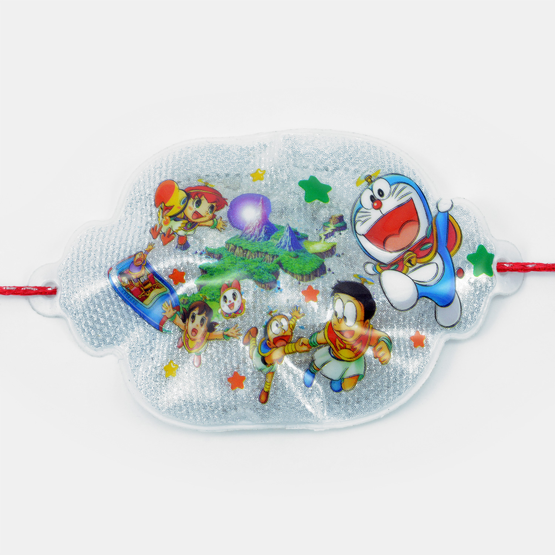 Multi-Character Doraemon Rakhi