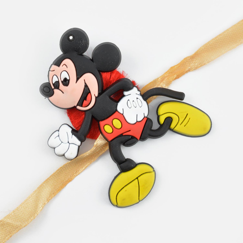 Superb Mickey Mouse Rakhi