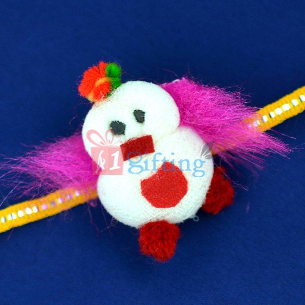 Soft Fiber Figure Rakhi for Children