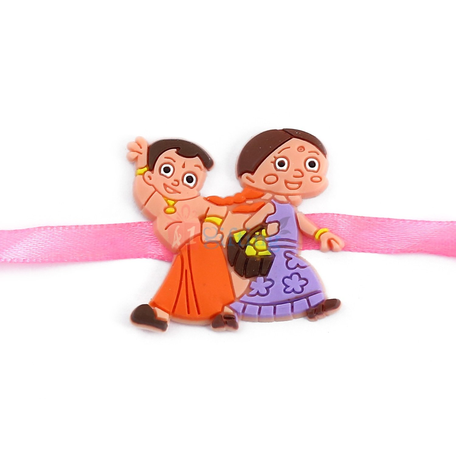 Chhota Bheem Chutki Rakhi for Kids