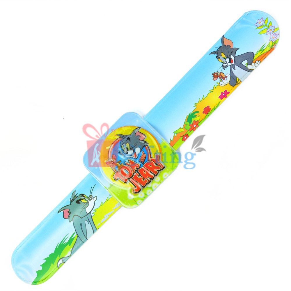 Tom n Jerry Rakhi Wrist Band for Kids
