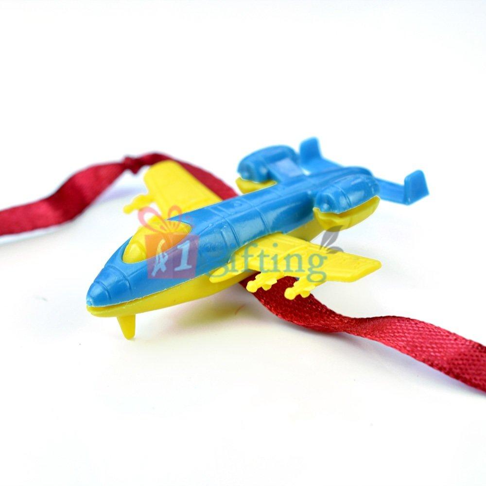 Air Bus Toy Rakhi for Kids