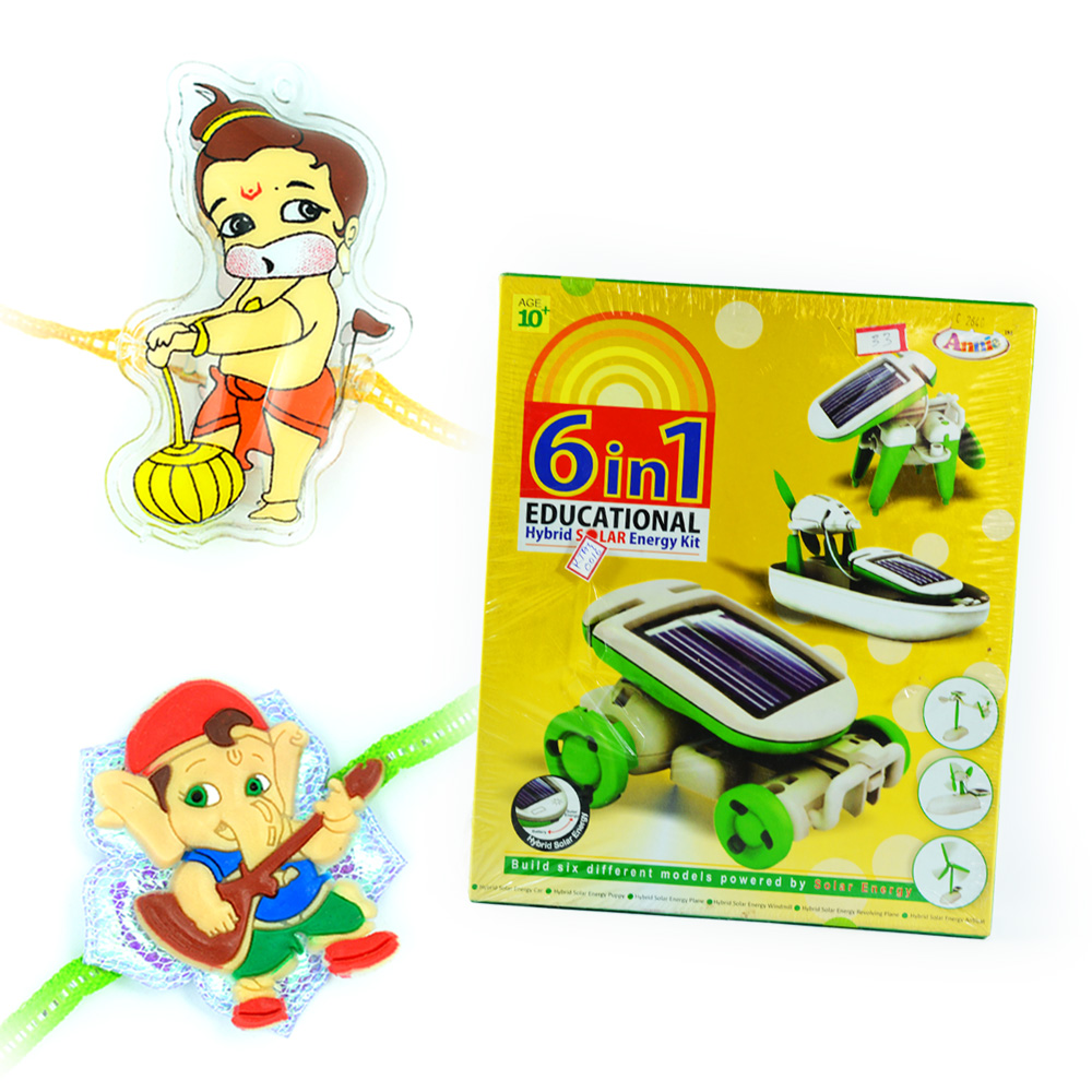 Angry Birds-Air Bus Toy n 2 Kids Rakhis