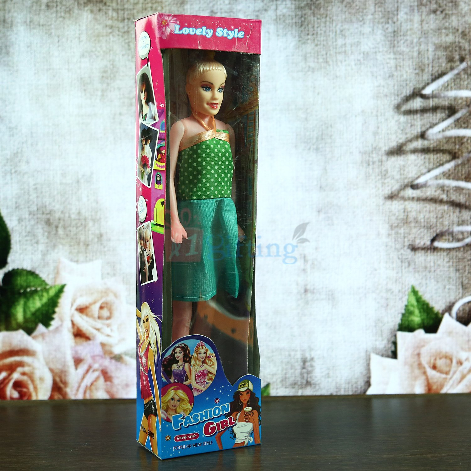 Lovely Style Barbie Doll Toy for Kids