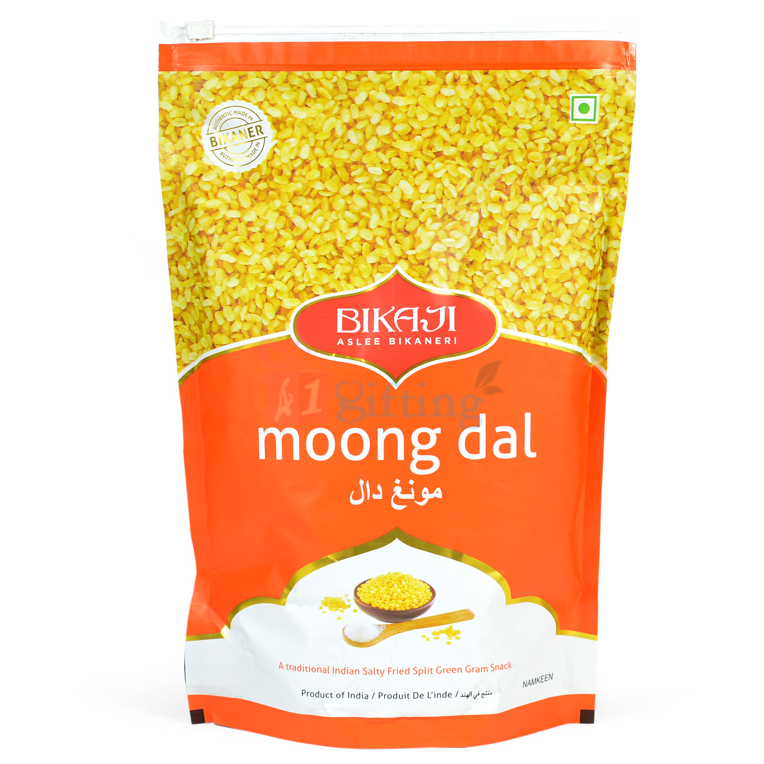 Moong Dal by Bikaji Brand