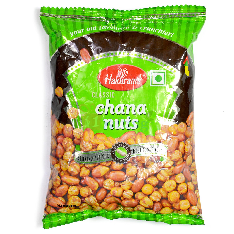 Chana Nuts Namkeen by Haldiram