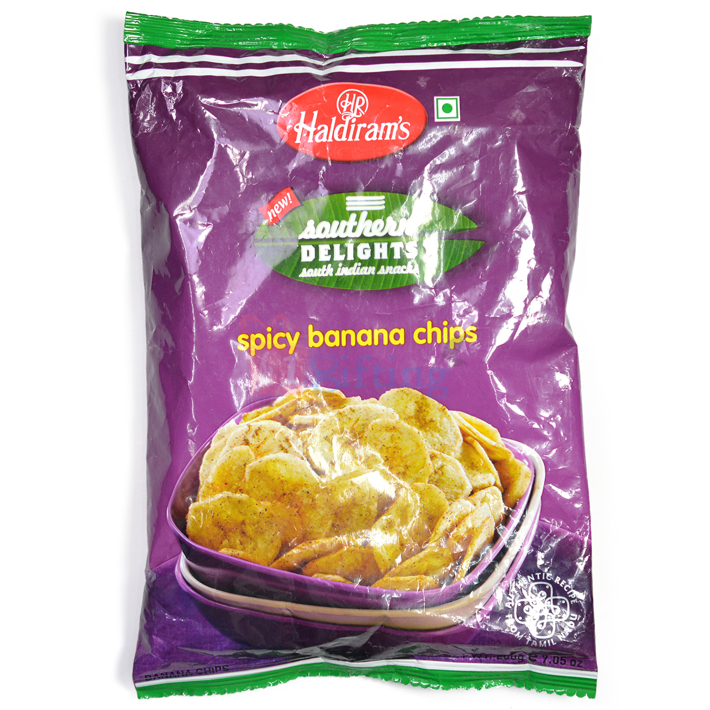 Spicy Banana Chips by Haldiram