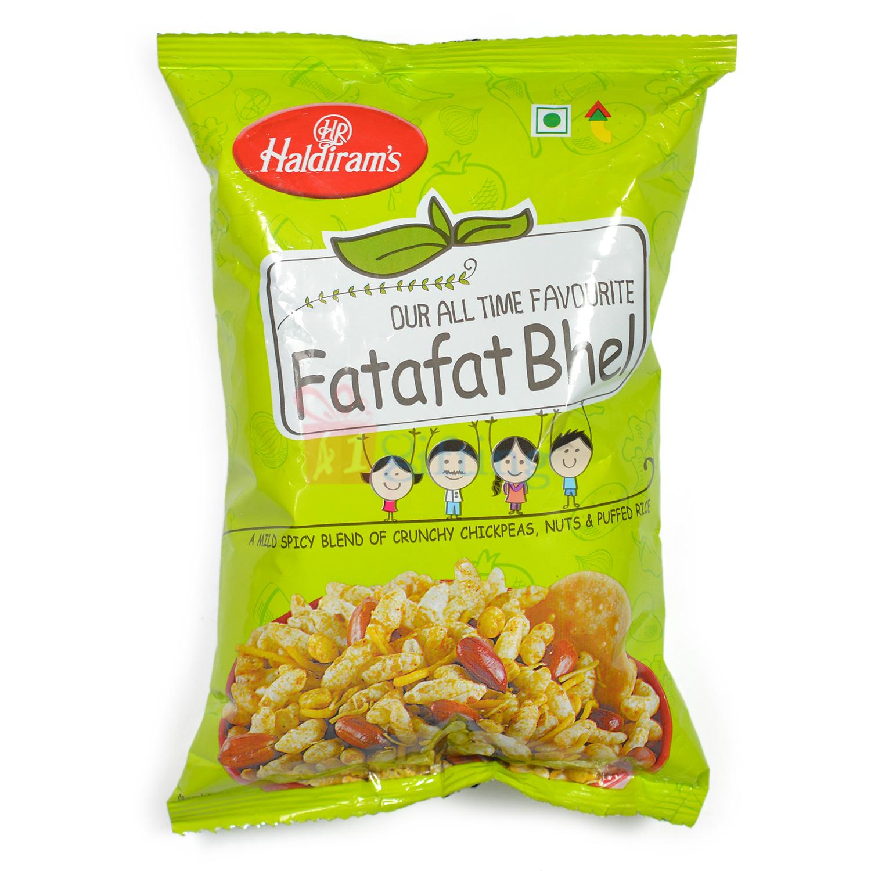 Fatafat Bhel by Haldiram