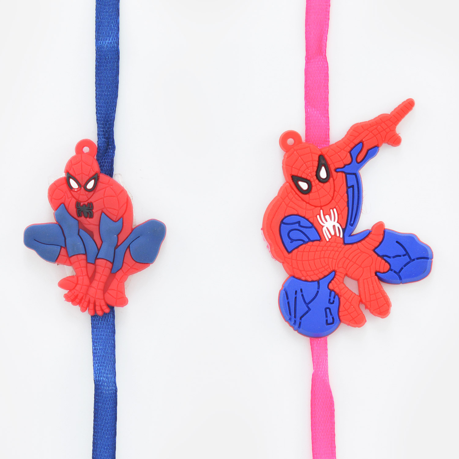 Spider Man 2 Rakhis Set of Kids