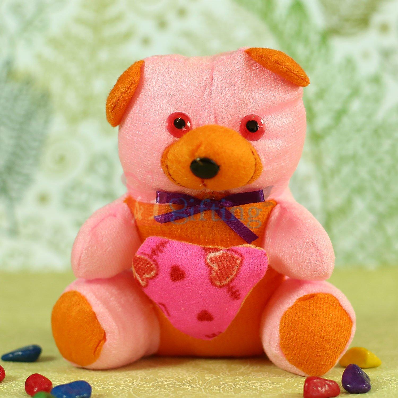 Amazing Bow Cute Teddy Bear