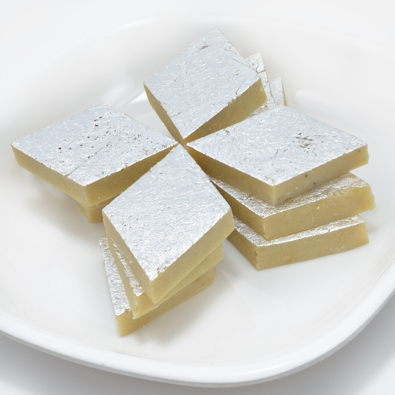 Delicious Kaju Katli Sweet