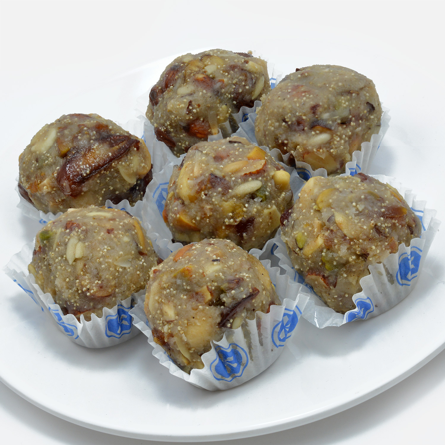 Tasty and Healthy Kaju Dry Fruit Laddu