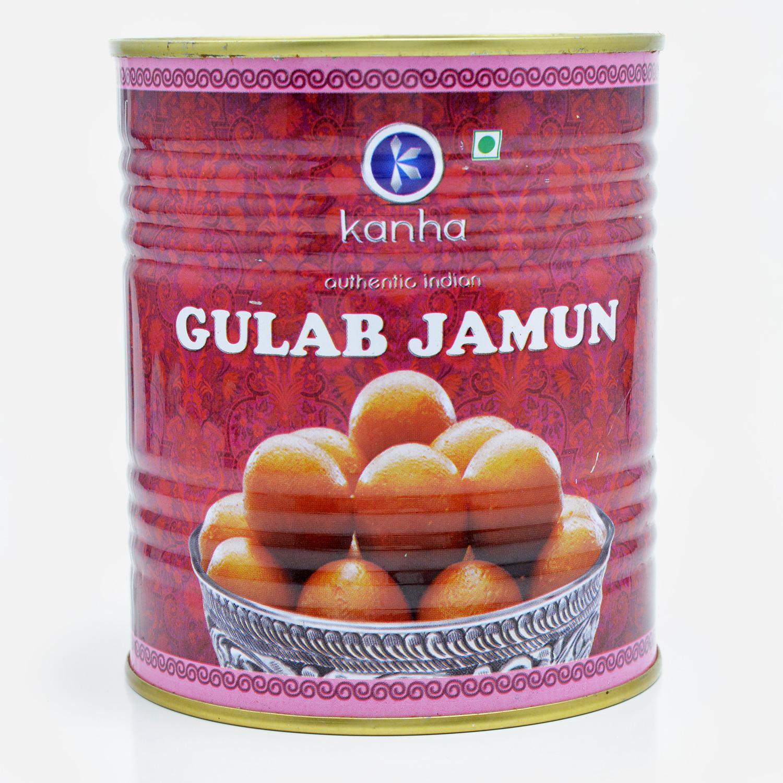 Authentic Indian Gulab Jamun 1 Kg