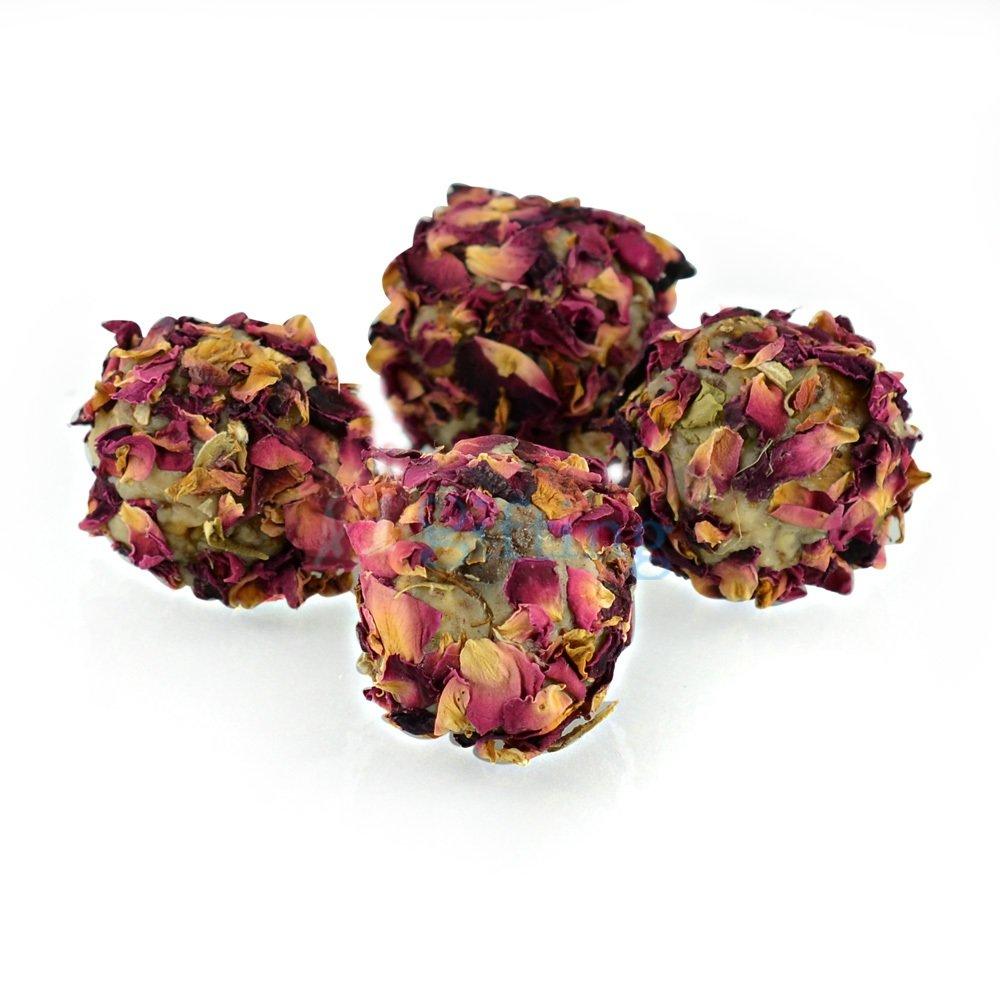 Kaju Rose Laddu