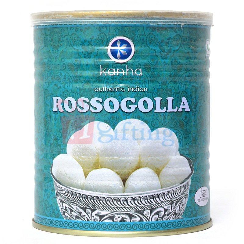 Kanha Brand Rossogolla 1 Kg