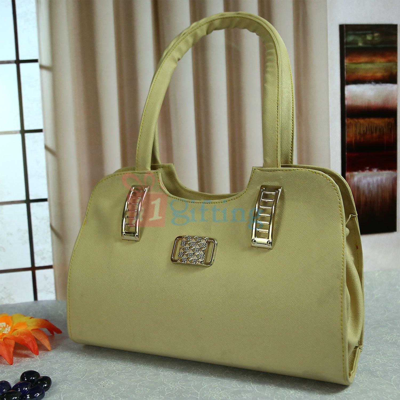 Creamy Handbag Gift for Dear One
