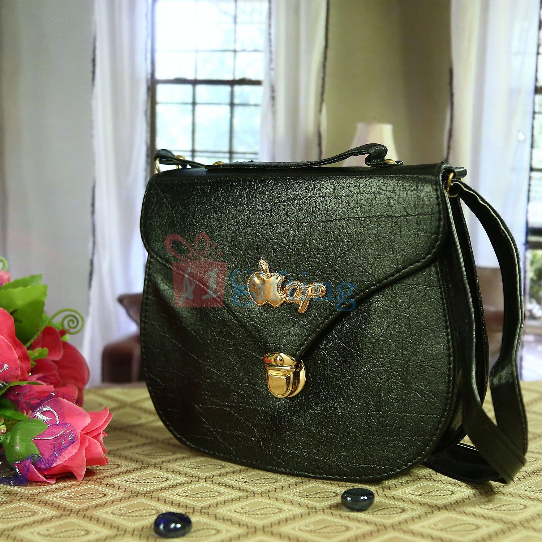 Apple Shape Designer Hanging Bag for Her