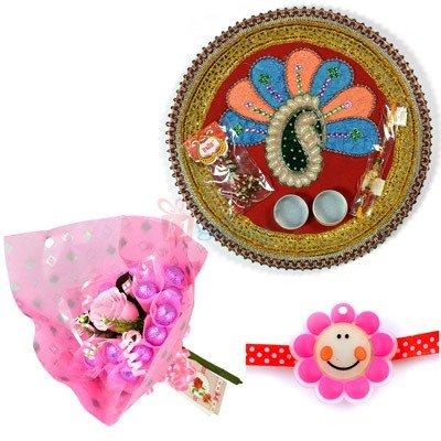 Send Rakhi Gifts to Nepal from India Online | Order Rakhi to Nepal ...: