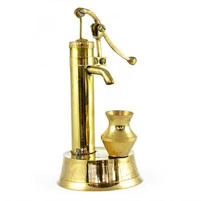 Beautiful Decor Handicraft Brass Hand Pump