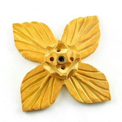 Handicraft Incense Sticks-Agarbatti Holder in Flower Shape