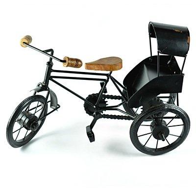 Handicraft Rickshaw-A Beautiful Decorative Gift