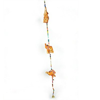 Hanging Handcrafted Elephant Rope